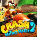 Crash Bandicoot Nitro Kart 2 iPhone Front Cover