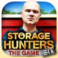 Storage Hunters UK: The Game iPad Front Cover
