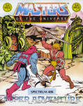 Masters of the Universe: Super Adventure ZX Spectrum Front Cover