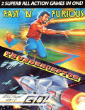 Fast 'n' Furious / Thunderceptor ZX Spectrum Front Cover