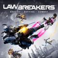LawBreakers PlayStation 4 Front Cover