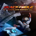 Blackhole: Complete Edition PlayStation 4 Front Cover