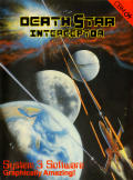Death Star Interceptor Commodore 64 Front Cover