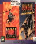 Desert Strike and Jungle Strike DOS Front Cover