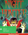 Night Hunter ZX Spectrum Front Cover