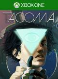 Tacoma Xbox One Front Cover 1st version