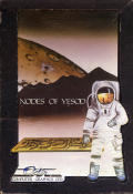Nodes of Yesod ZX Spectrum Front Cover