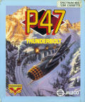 P47 Thunderbolt ZX Spectrum Front Cover