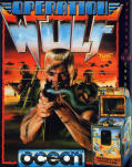 Operation Wolf ZX Spectrum Front Cover
