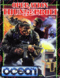 Operation Thunderbolt ZX Spectrum Front Cover