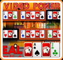 6-Hand Video Poker Wii U Front Cover