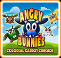 Angry Bunnies: Colossal Carrot Crusade Wii U Front Cover