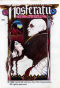 Nosferatu the Vampyre ZX Spectrum Front Cover