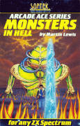 Monsters in Hell ZX Spectrum Front Cover