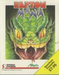 Repton Mania ZX Spectrum Front Cover