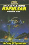 Repulsar ZX Spectrum Front Cover