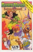 Robin Hood: Legend Quest ZX Spectrum Front Cover