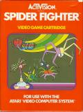 Spider Fighter Atari 2600 Front Cover