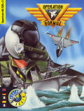 Harrier 7 ZX Spectrum Front Cover