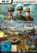 Sudden Strike 4 (Limited Day One Edition) Windows Front Cover