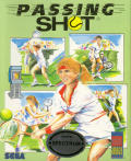 Passing Shot ZX Spectrum Front Cover