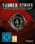 Sudden Strike 4 (Steelbook Edition) Windows Front Cover With Paper Sleeve