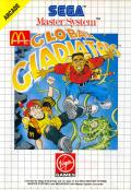 Mick & Mack as the Global Gladiators SEGA Master System Front Cover