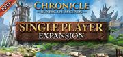 Chronicle: RuneScape Legends Macintosh Front Cover