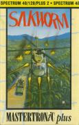 Silkworm ZX Spectrum Front Cover