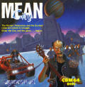 Mean City Commodore 64 Front Cover