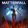 Matterfall PlayStation 4 Front Cover