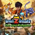 InviZimals: The Lost Kingdom PlayStation 3 Front Cover