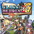 Class of Heroes 2G PlayStation 3 Front Cover