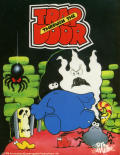 Through the Trap Door ZX Spectrum Front Cover