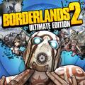 Borderlands 2: Ultimate Edition PlayStation 3 Front Cover