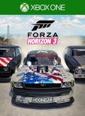 Forza Horizon 3: Hoonigan Car Pack Xbox One Front Cover 1st version