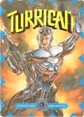Turrican Genesis Front Cover