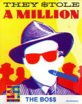 They $tole a Million ZX Spectrum Front Cover