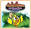 Chicken Wiggle Nintendo 3DS Front Cover