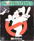 Ghostbusters II Atari ST Front Cover