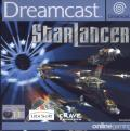 Starlancer Dreamcast Front Cover