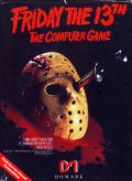 Friday the 13th ZX Spectrum Front Cover