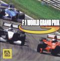 F1 World Grand Prix Dreamcast Front Cover