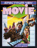 Movie ZX Spectrum Front Cover