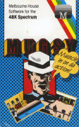 Mugsy ZX Spectrum Front Cover