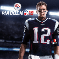 Madden NFL 18 PlayStation 4 Front Cover
