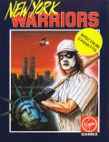 NY Warriors ZX Spectrum Front Cover