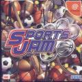 Sports Jam Dreamcast Front Cover