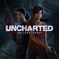 Uncharted: The Lost Legacy PlayStation 4 Front Cover