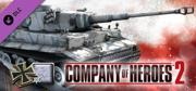 Company of Heroes 2: German Skin - (H) Field Applied Whitewash Pattern Linux Front Cover